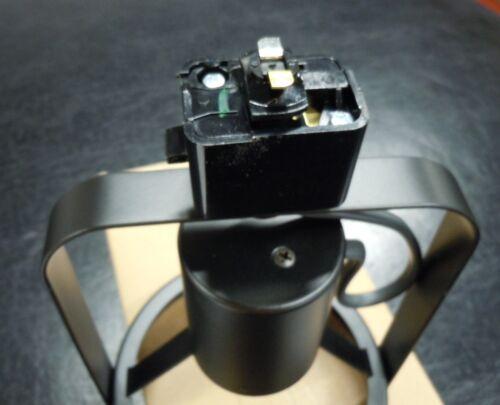 USED Philips Lightolier Track Head 9022BK