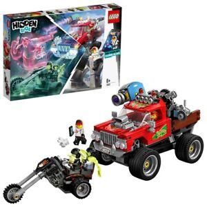LEGO-Hidden-Side-70421-El-Fuegos-Stunt-Truck-Age-8-428pcs