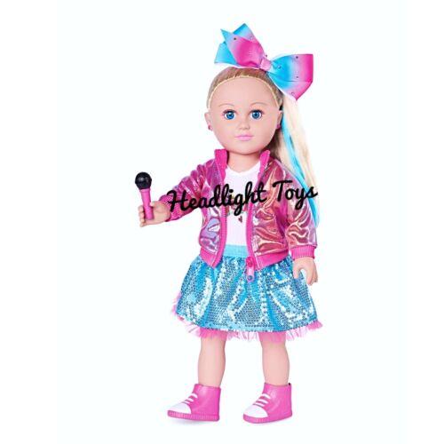 "2018 Clothing Set 3 Outfits NIB My Life As 2019 JoJo Siwa 18/"" Doll Dance Party"