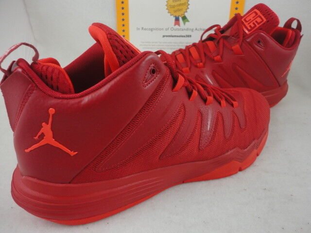 Nike Jordan CP3 IX, Gym Red   Challenge Red   Infrared 23, 810868 605, Sz 14
