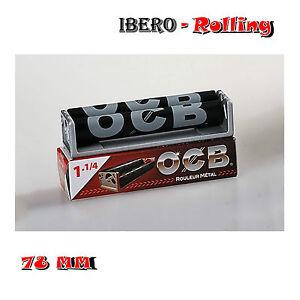 Liadora-Ocb-Metal-78-mm-1-x-maquina-de-liar-ocb-Rolling-paper-machine
