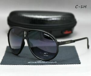 2018-Carrera-Sunglasse-Men-Retro-Unisex-Sunglasses-Matte-Aviator-With-Box-JX32