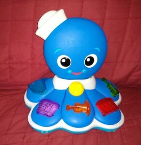 Details about Baby Einstein OCTOPUS ORCHESTRA Instruments Lights Music 2 Modes of Play Works