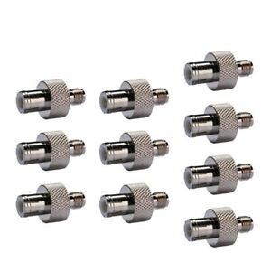 10-Pack-SMA-Female-to-BNC-Male-Quick-Push-in-Mounting-Coaxial-Connector-Adapter