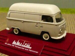 1/87 Wiking VW T2 Hochdach 60 Jahre VW Transporter aus Hannover