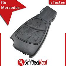 Mercedes Benz Autoschlüssel 3 Tasten Gehäuse W168 W202 W203 W208 W210 W211 Neu