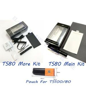 Details about Mini DSO TS80 Smart Soldering Iron Kit Digital Station OLED  Display USB Type-C