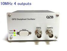 Gpsdo Master Clock 10mhz 4 Outputs Trimble Double Oven Ocxo Gps Do