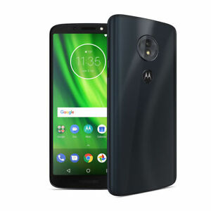 7f5c44bb5 Motorola Moto G6 Play 32GB Smartphone - Deep Indigo (Unlocked) for ...