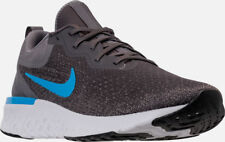 designer fashion d0f35 c628c Nike Odyssey React Running Shoes Thunder Grey   Blue Hero Sz 12 AO9819 008