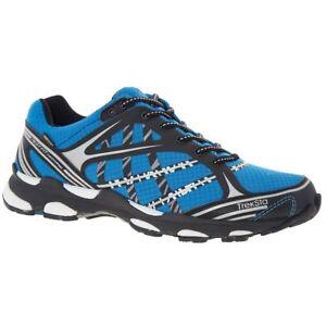 Sync uomo blu tex Treksta Walking 10 9 e Uk m Gtx da ginnastica Scarpe nere da Gore gqq78dHw