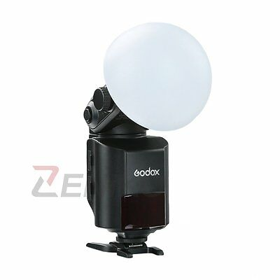 Godox AD-S17 Wide Angle Diffuser Soft Focus Shade For WITSTRO AD180 AD360 Flash