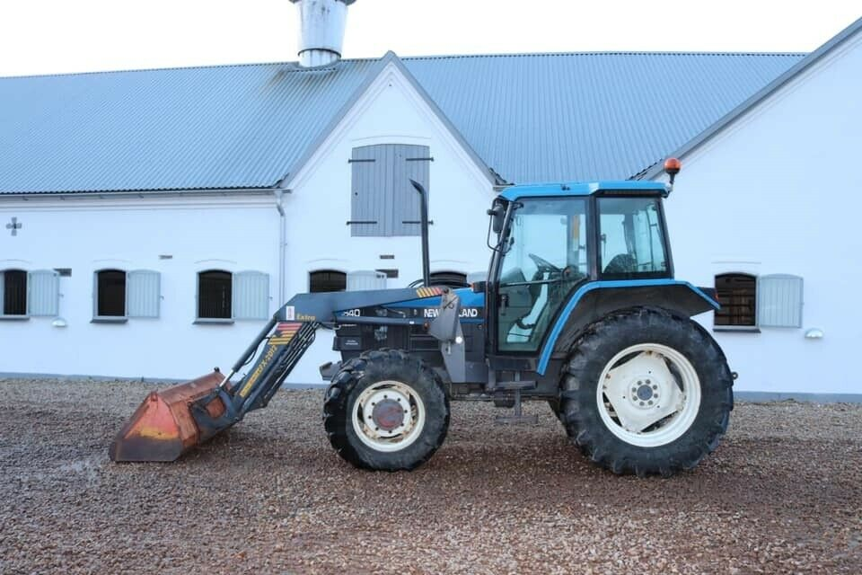 new holland, 6640