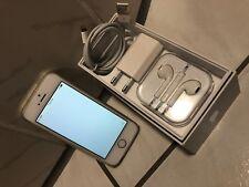 Apple iPhone 5s - 64GB - Silber (Ohne Simlock) A1457 (GSM)