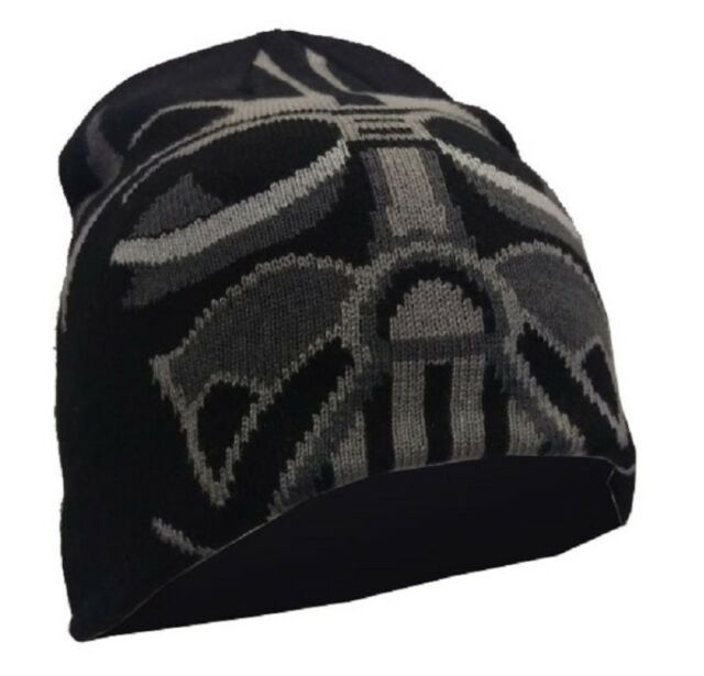 a3811ee5 Star Wars Darth Vader Official Disney Kids Junior Beanie Hat Shop Item