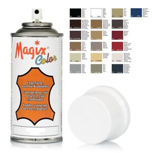 Details about Dyeing Spray for Shoes and Items leather and Leatherette Magix Color