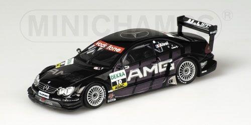 Mercedes Benz Clk Dtm 2003 J. Alesi Team Hwa 1 43 Model MINICHAMPS