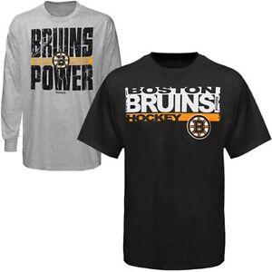 Boston Bruins Reebok Combo Pack, 2 Men