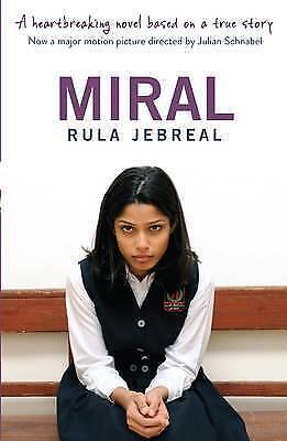 Miral, Jebreal, Rula, Very Good Book