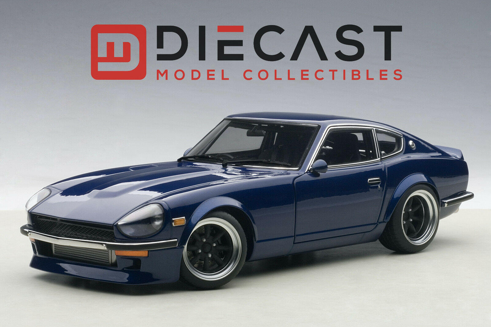 AUTOART 77451 NISSAN WANGAN MIDNIGHT DEVIL Z 1 18TH SCALE