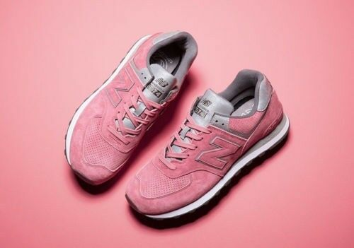 New Concepts x New Balance 574 pink ML574CN, Size 12