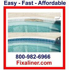 Swimming Pool Liner Repair Kit Sample - AmeriShield NEW