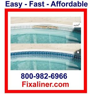 Swimming pool liner repair kit 108 39 amerishield ebay for Swimming pool liner repair kit
