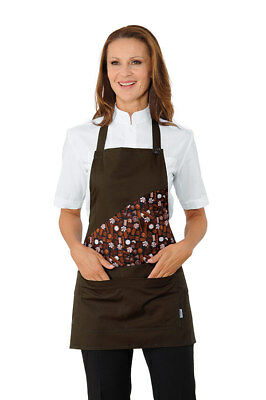 Isacco LatzschÜrze Lollipop Chocolate Bar Gelateria Konditorei Be Friendly In Use Women's Clothing