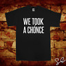 *We took a Chonce T-Shirt One Direction Niall 1D Fan Chance Band Group Teen Girl