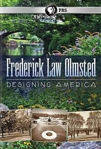 FREDERICK-LAW-OLMSTED-DESIGNING-AMERICA-NEW-DVD