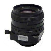 Arax Photex Arsat Tilt Shift T/s 80 Mm F2.8 Lens Canon Eos Ef Full Frame