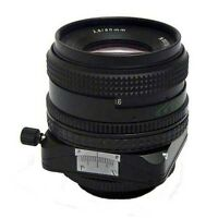 Arax Photex Arsat Tilt Shift T/s 80 Mm F2.8 Lens Canon Eos Ef Full Frame