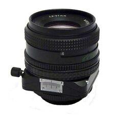 Arax Photex Arsat Tilt shift T/S 80 mm F2.8 lens  sONY a7 nex E  full frame new