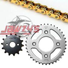 SunStar 420 MXR Chain/Sprocket Kit 14-37 Tooth 43-1123 For Honda CRF50F XR50R