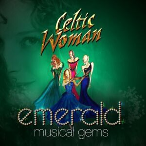 Celtic-Woman-Emerald-Musical-Gems-CD-NEUF