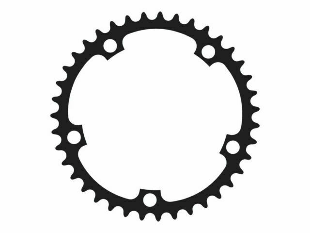 Shimano Dura Ace FC-7950 Road Bike 10 speed 34T Chainring for 50-34T