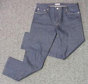 Wash Pants Denim The 34 n Jean Dark Slim Tapered S m Finn Sz gqF18Z