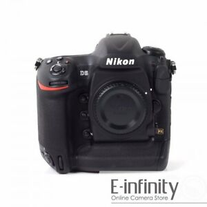 NEW Nikon D5 DSLR Camera Body Double XQD Version (Dual XQD Slots)
