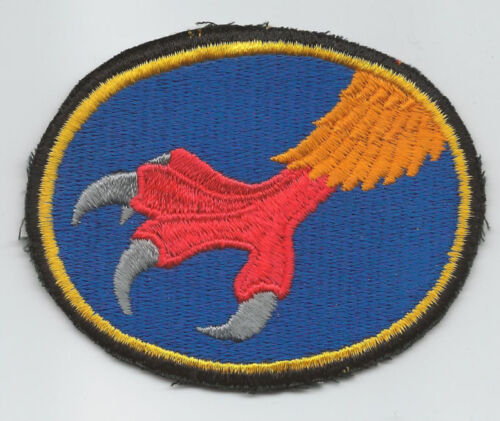 1970s80s 33rd TAC RECON TRAINING SQUADRON patch