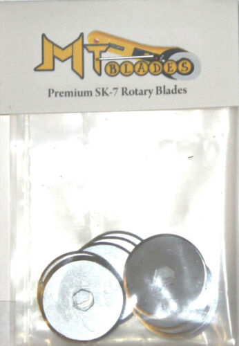 5-18 MM ROTARY CUTTER BLADES fits Olfa Fiskars Clover and more MT Blades
