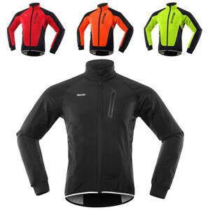 ARSUXEO-Cycling-Wicking-Jacket-3-Layer-Warm-Bicycle-Rainproof-Zipper-Coat-Unisex