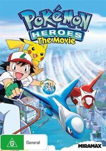 Pokemon-Heroes-The-Movie-DVD-NEW-Region-4-Australia