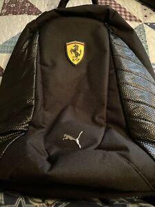 Puma Ferrari Backpack Ebay