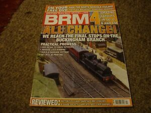 100% Vrai British Railway Modelling Magazine Brm) Spring 2018 Belle Et Charmante