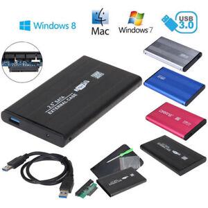 SATA-2-5-034-USB-3-0-disque-dur-mobile-Disk-boitier-externe-HDD-boitier-case