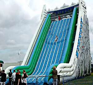 50x20x40 Commercial Inflatable Water Slide Bounce House Obstacle Course Combo Ebay