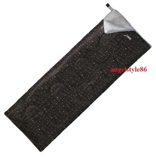 sacco a pelo mummia base quadrata blu nero 190 x 75 isolamento in fibra SACCA