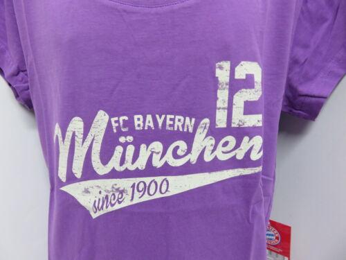 Damen T-Shirt  **NEU** 17258 FC Bayern München