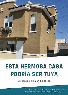 Hermosa CASA con excelente ubicación en Puebla