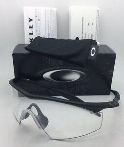0b547c642ec6 New OAKLEY BALLISTIC M-FRAME Safety glasses 11-161 Black w/Clear ...